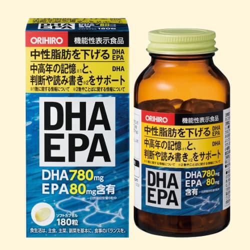 オリヒロ DHA・EPA